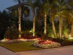 Garden Lighting Photo Gallery