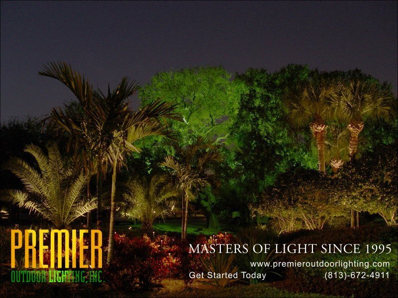 landscape lighting photo gallery image 10 premier outdoor lighting