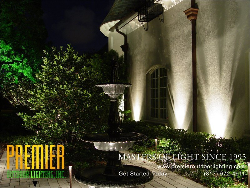 Wall Washing Photo Gallery Image 8 Premier Outdoor Lighting